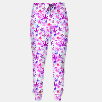 Thumbnail image of Crystal Weed Sweatpants, Live Heroes