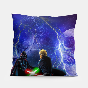 Thumbnail image of star wars last jedi Pillow, Live Heroes