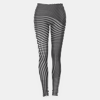 Imagen en miniatura de Abstract Op-Art Design Leggings, Live Heroes