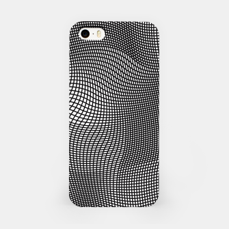 Thumbnail image of Abstract Op-Art Design iPhone-Hülle, Live Heroes