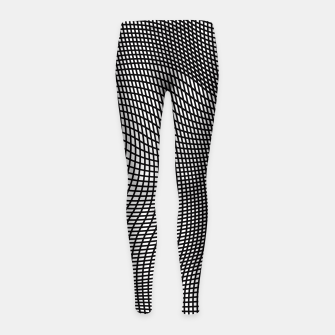 Thumbnail image of Abstract Op-Art Design Kinder-Leggins, Live Heroes