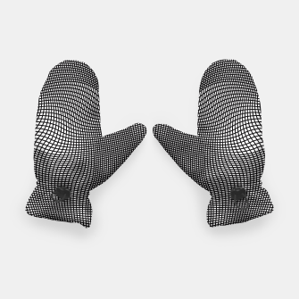 Thumbnail image of Abstract Op-Art Design Handschuhe, Live Heroes