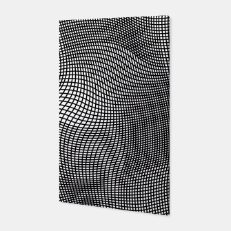Miniaturka Abstract Op-Art Design Canvas, Live Heroes
