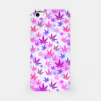 Miniaturka Crystal Weed iPhone Case, Live Heroes