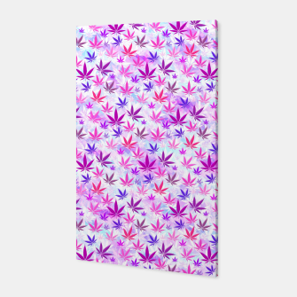 Thumbnail image of Crystal Weed Canvas, Live Heroes