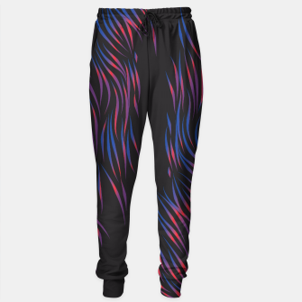 Thumbnail image of Colorful Abstract Pattern Trainingshose, Live Heroes