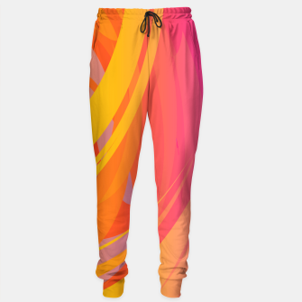 Thumbnail image of Abstract Colorful Pattern Trainingshose, Live Heroes
