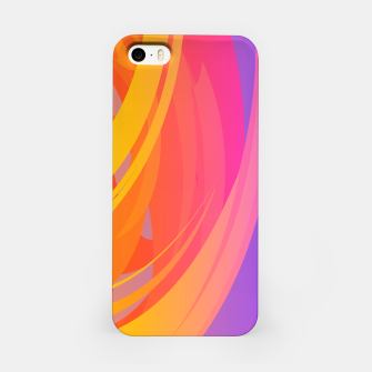 Thumbnail image of Abstract Colorful Pattern iPhone-Hülle, Live Heroes