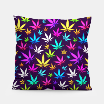Miniaturka Colorful HERB Pattern Pillow, Live Heroes
