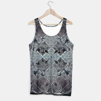Thumbnail image of Knight's House Tank Top, Live Heroes