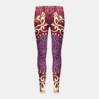 Thumbnail image of Kaleidoscope 3 Kinder-Leggins, Live Heroes