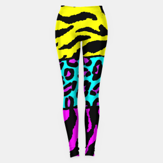Thumbnail image of Wyld Animals Leggings, Live Heroes