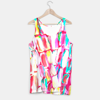 Thumbnail image of Pink Party Sugarcane Tank Top, Live Heroes