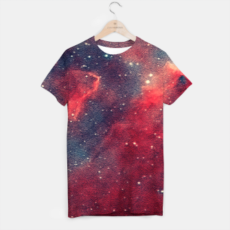 Thumbnail image of blood galaxy Camiseta, Live Heroes
