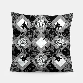 Miniatur  Knight's House Pillow, Live Heroes