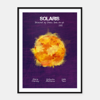 Thumbnail image of Solaris by Steven Soderbergh Plakaty w ramie , Live Heroes