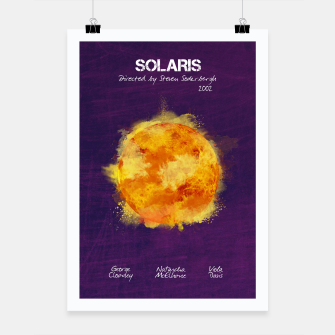Thumbnail image of Solaris by Steven Soderbergh Plakat, Live Heroes