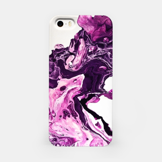 Miniatur Violet fluity iPhone Case, Live Heroes