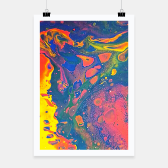 Thumbnail image of Unicorn fluity Poster, Live Heroes