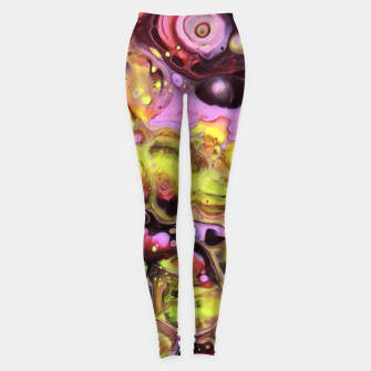 Miniatur Pink cells Leggings, Live Heroes