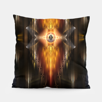 Thumbnail image of The Temple Of Golden Fire KM Pillow, Live Heroes