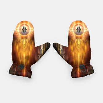 Miniatur The Temple Of Golden Fire KM Gloves, Live Heroes