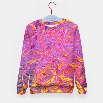 Thumbnail image of design Kid's Sweater, Live Heroes