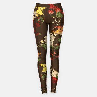 Miniatur MORNING CALL Leggings, Live Heroes