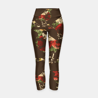 Miniatur MORNING CALL Yoga Pants, Live Heroes
