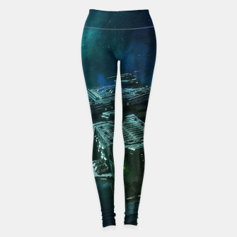 Thumbnail image of Journey home Leggings, Live Heroes