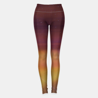 Thumbnail image of Outer space Leggings, Live Heroes