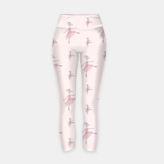 Miniatur Ballerina Mouse - Pink Yoga Pants, Live Heroes