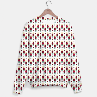 Miniature de image de Colorful Retro Pattern 1 Sweatshirt, Live Heroes