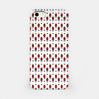 Imagen en miniatura de Colorful Retro Pattern 1 iPhone-Hülle, Live Heroes