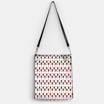 Thumbnail image of Colorful Retro Pattern 1 Handtasche, Live Heroes