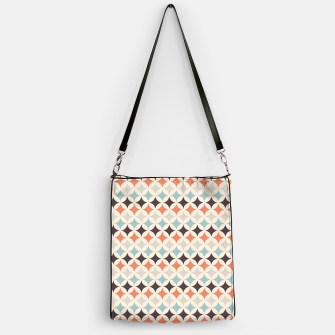 Thumbnail image of Colorful Retro Pattern 4 Handtasche, Live Heroes