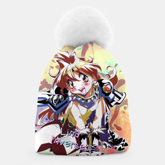 Miniatur Slayers Lina Inverse watercolor version Beanie, Live Heroes