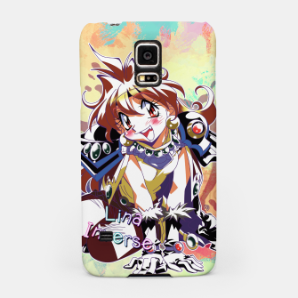 Miniatur Slayers Lina Inverse watercolor version Samsung Case, Live Heroes
