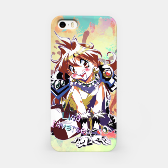 Miniatur Slayers Lina Inverse watercolor version iPhone Case, Live Heroes