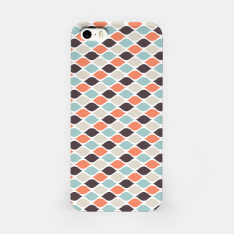 Imagen en miniatura de Colorful Retro Pattern 5 iPhone-Hülle, Live Heroes
