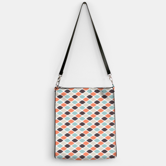 Thumbnail image of Colorful Retro Pattern 5 Handtasche, Live Heroes