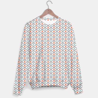 Miniature de image de Colorful Retro Pattern 6 Sweatshirt, Live Heroes
