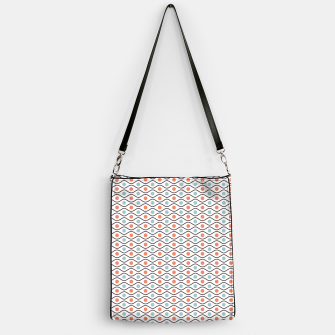 Thumbnail image of Colorful Retro Pattern 6 Handtasche, Live Heroes