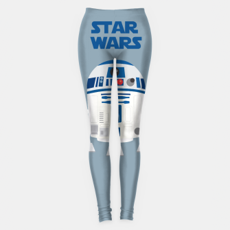 Miniatur R2D2 Star Wars Leggings, Live Heroes