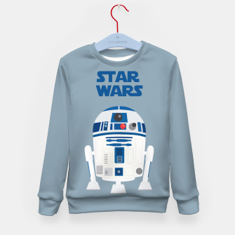 Miniatur R2D2 Star Wars Kid's Sweater, Live Heroes