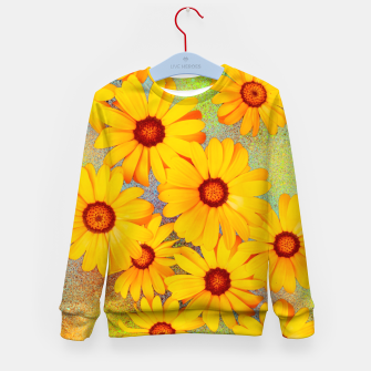 Miniatur Summertime  Kid's Sweater, Live Heroes