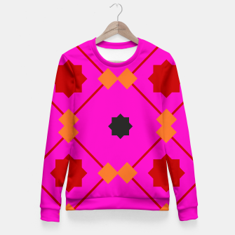 Thumbnail image of Girls pink Sweater : MOROCCO ART, Live Heroes