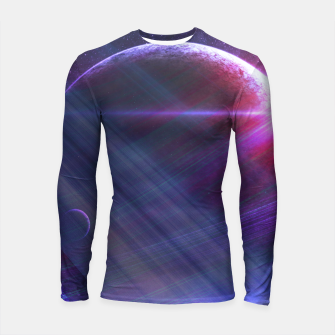 Thumbnail image of Parallel world Longsleeve Rashguard , Live Heroes