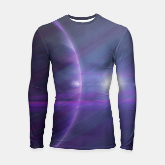 Thumbnail image of A world away Longsleeve Rashguard , Live Heroes