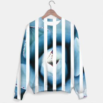 Miniature de image de Agave + Stripes Sweater, Live Heroes